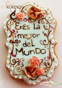 Mother´s Day Cookie!