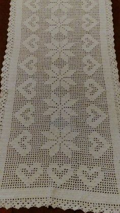 Ravelry: PurplePurlz's Blosem for Miss TuckerThis Pin was discovered by Mon Free Crochet Doily Patterns, Filet Crochet Charts, Crochet Symbols, Crochet Doilies, Knitting Patterns Free, Crochet Lace, Beading Patterns, Crochet Bedspread, Crochet Tablecloth