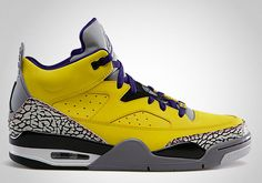 the latest 4fab2 7d4ce Jordan Son of Mars Low- Tour Yellow Black Shoes, Yellow Shoes, Nike Air