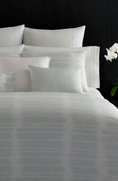 vera wang stripeu0027 bedding collection available at nordstrom