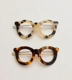 Glasses Hair Clips Click the picture to see more
