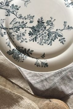 Vintage French bowl  French Kitchen  Vintage transferware bowl  French Pottery  French Country Chic  Vintage dinnerware