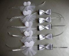Ślubne nowości: zawieszki na alkohol, pudełko na koperty w kształcie serca i inne *New wedding items