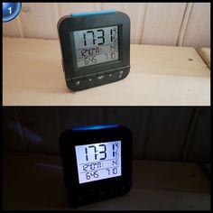 Meine Bewertung: ✔ einfache Alarm-Einstellung, An-Aus-Schalter für Alarm, Display-Beleuchtung ㅇ Schalter etwas langer Druckpunkt ✘ nix … gesamte Rezension & viele Bilder online