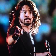 Dave Grohl wants you my dear
