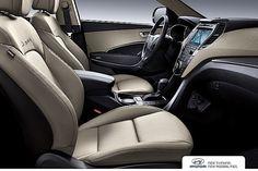 New Review Hyundai Santa Fe 2016 Specs Interior View Model