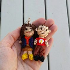A[mi]dorable Crochet: Micro Sheldon Pattern
