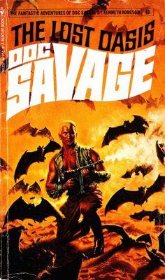 Doc Savage #6, Bantam Books
