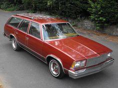 1978 Chevrolet Malibu Classic Wagon