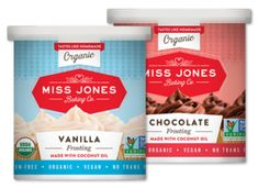 Possible FREE Miss Jones Baking Co. Frostings and Mixes on http://hunt4freebies.com