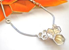 Honeycomb Dream necklace