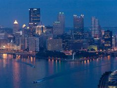 Underrated, U.S.A.: Pittsburgh, once industrial, now chic