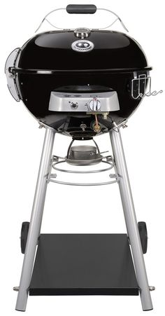 Outdoorchef Leon 570 G Gas Kettle Barbeque Black Grid Height Camping Grill, Portable Barbecue, Propane Gas Grill, Grilling, Teppanyaki, Cooking On The Grill, Hazelwood Home, Charcoal Grill