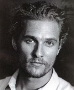 actors - Matthew McConaughey