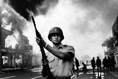 Новости: Невиданный бунт чернокожих граждан США в 1967 году...
