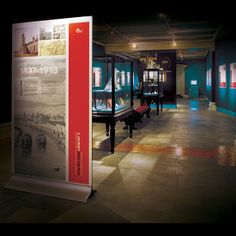"""The design of the exhibition included the design of the floorplan and how the visitor experiences the flow of the exhibition. For the exhibition we created a series of wall mounted and free standing exhibition panels, in case graphics and signage. We also created various promotional posters, flyers and invitations for the exhibition."" weareopen.ie"