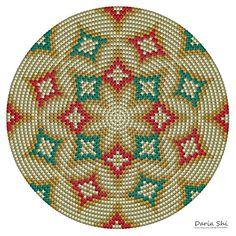 Crochet Handbags Wayuu Pattern ✨✨✨ More patterns in my Etsy Shop. Crochet Scarf Easy, Crochet Shell Stitch, Crochet Beanie Pattern, Crochet Chart, Bead Crochet, Diy Crochet, Tapestry Crochet Patterns, Crochet Mandala, Easy Crochet Patterns