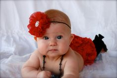 Super Sale  Red and Black Christmas by SweetieBabyBoutique on Etsy