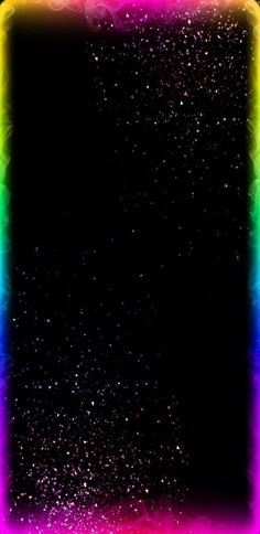 Cartoon Wallpaper Hd, New Wallpaper Iphone, Framed Wallpaper, Rainbow Wallpaper, Neon Wallpaper, Iphone Background Wallpaper, Glitter Wallpaper, Colorful Wallpaper, Cool Wallpapers For Phones