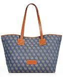 Dooney & Bourke Handbag, Denim Cindy Tote - A Macy's Exclusive