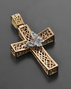 Cross Jewelry, Gold Jewelry, Pick Yourself Up, Christian Symbols, Antique Jewellery, Crucifix, Watch Brands, Ring Earrings, Cross Pendant