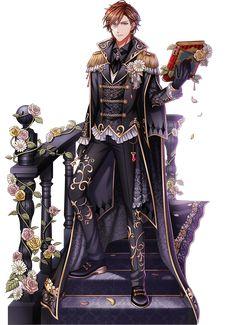 Rica (Prince or Villain) Vestidos Anime, Anime Prince, Sword Art Online Wallpaper, Dark Anime Guys, Fantasy Art Men, Warrior Girl, Handsome Anime Guys, Character Outfits, Anime Outfits