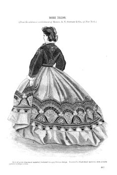 Godey's Lady's Book December 1864