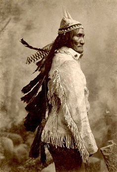 Geronimo. Born June, 1829. Member of the Bedonkohe Apache tribe in No-doyohn Canon, Arizona, near present day Clifton, Arizona. Was called Goyathlay (One Who Yawns.) In 1846, when he was seventeen, he was admitted to the Council of the Warriors, married a woman named Alope, and the couple had three children.