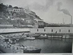 Port de Barcelona 1900