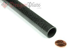 $98.50 USD - Dragonplate axially optimized carbon fiber braided tubes are a high strength, high stiffness extension of our standard braided tube line of products. Combining the best qualities of our standard braided tubes with the rigidity of roll-wrapped uni-directional tubing, the axially optimized braided tubes have a high angle braid and additional uni-directional carbon fiber for maximum bending stiffness, yet maintain the torsional rigidity and robustness that make Dragonplate braided…