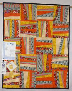 Patchy Work of Mini Grey: Quilts from the Show!