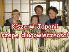 Kiszę rzepę w Japonii cz1,biała rzodkiew długowieczności,zdrowa dieta,orientalqueens.com.pl - YouTube