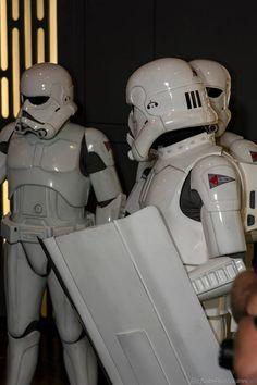 501st Legion UK Garrison McQuarrie Stormtroopers