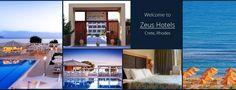 Zeus Hotels in Greece: crete accommodation, hotels rhodes, hotels crete Greece Hotels, Beautiful Hotels, Crete, Design