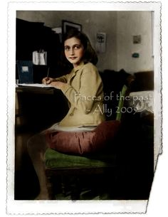 Anne Frank Essay that I need help with...?