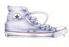 andrea joseph's sketchblog: how to draw a shoe... I have been using her sketchblog examples with my students for YEARS!!!! Thank you, Andrea!