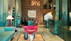 Kelly Wearstler Interior Designs