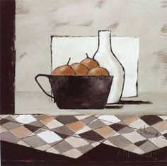 Still Life in Grey III Prints by Franz Heigl - AllPosters.co.uk