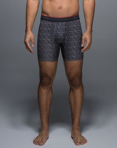 The Best Underwear for Men -  These stylish skivvies look so good, you won't want to wear pants. - lululemon No Boxer Boxer (The Long One).   ... http://scotfin.com/ says, Perhaps a suggestion that is a bit beyond me being never too old to learn.
