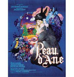 Peau d'âne, de Jacques Demy (1970)  suggested by Emmanuelle Alt