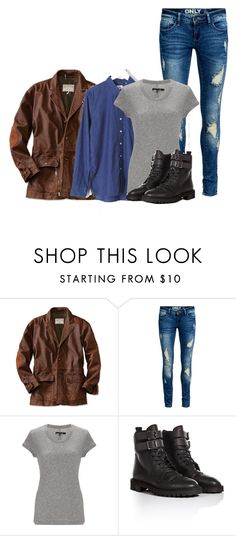 """""""Dean Winchester"""" by inspiredoutfitsfandoms on Polyvore featuring mode, Levi's, ONLY, rag & bone et Golden Goose"""