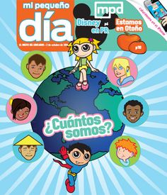 Online magazine for kids in Spanish