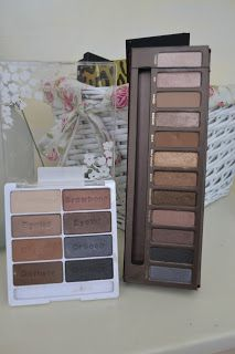 Urban Decay Naked Palette Dupe- Wet N Wild Nude Awakenings Palette