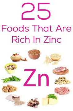 Top 13 Zinc Rich Foods You Should Include In Your Diet ...
