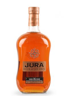 Whisky Jura Diurachs'own 16 ani, Single Malt Scotch (1L) - SmartDrinks.ro