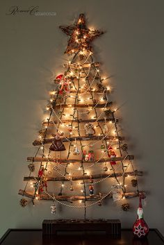 My version of Christmas tree idea found on Pinterest!  I enjoyed making it and love the result!  https://www.facebook.com/pages/RomaCz-Photography/153239634720160