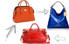 """""""Summer Bags for my 3 Female Characters"""" by kristin-landgrebe-sample on Polyvore"""