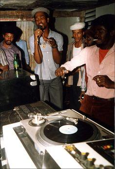 Jamaican Dancehall. Roots! Lion! Dem a control riddim