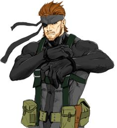 Snake, Big Boss, MGS, Metal Gear Solid, Kojima, Konami, game, stealth,