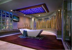 15 Banheiros para sua Inspiração